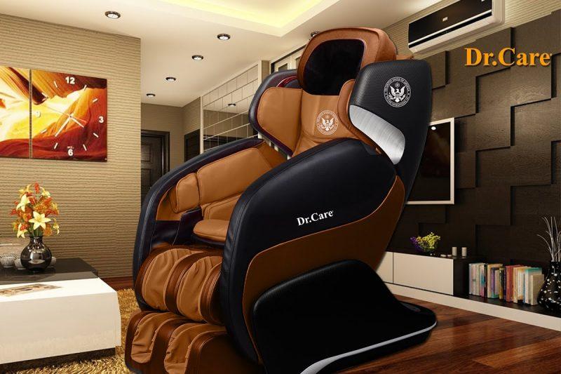 Công nghệ cảm biến 3D của ghế massage toàn thân dr care