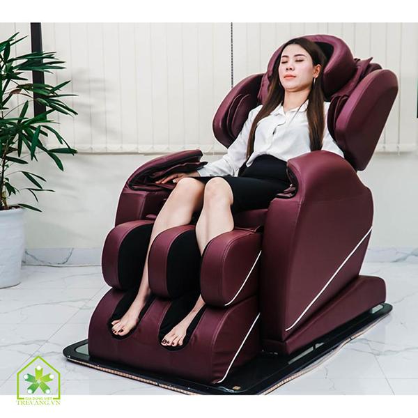 ghế massage toàn thân boss