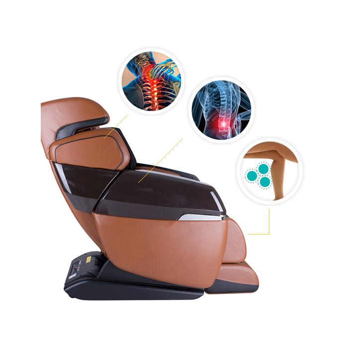 ghế massage toàn thân perfect mới