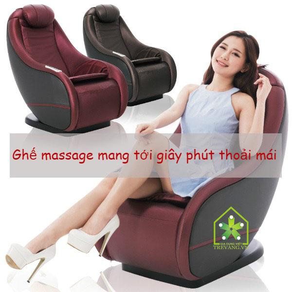 ghế massage toàn thân Poongsan
