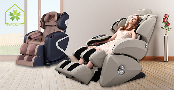 Ghế massage toàn thân hàn quốc mang lại cảm giác thoải mái, sảng khoải