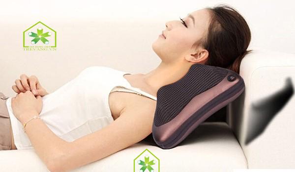 Gối massage Akita