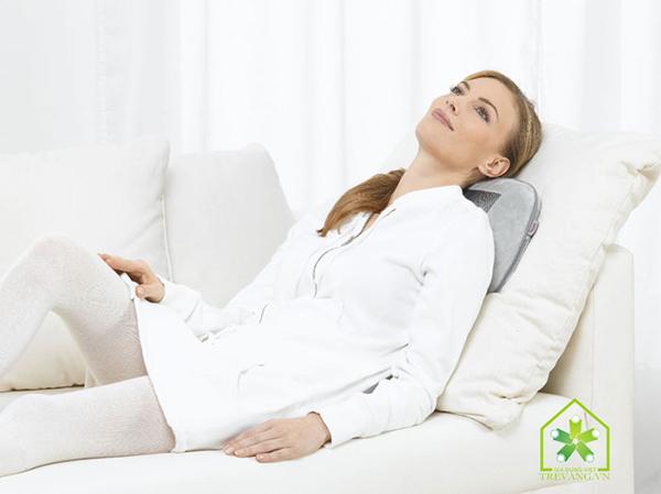 Gối massage Đức