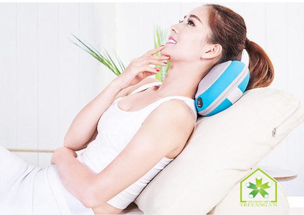 gối massage Eneck