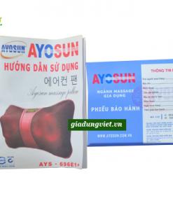 goi mssage hong ngoai AYOSUN AYS 696E bao hanh