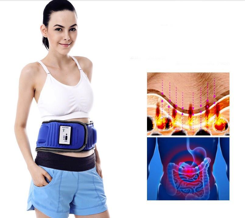Máy massage bụng: bí kíp cho vòng eo thon gọn trong 2 tháng