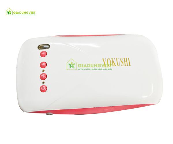 Máy massage bụng nhật bản Yokushi YK118 cao cấp