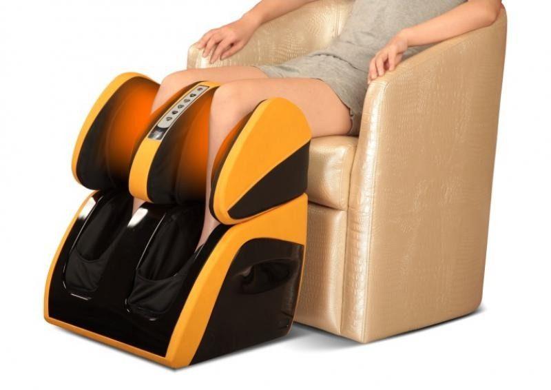 Máy massage chân có phải sự lựa chọn hoàn hảo cho người Việt?