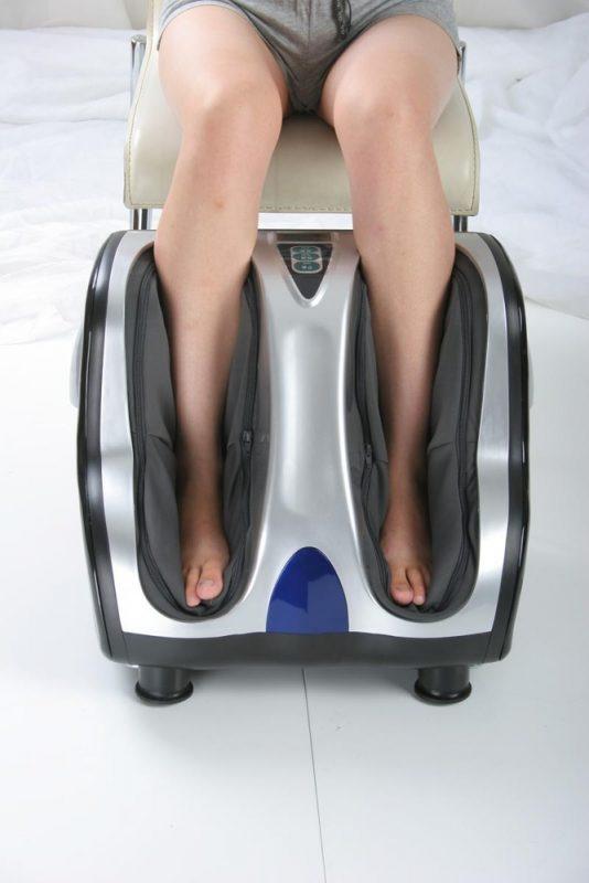 Máy massgae chân chăm sóc sức khỏe đôi chân