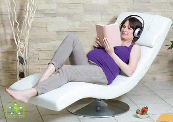 Máy massage lưng cho bà bầu