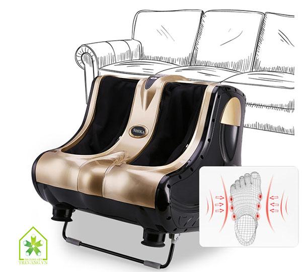 máy massage shika