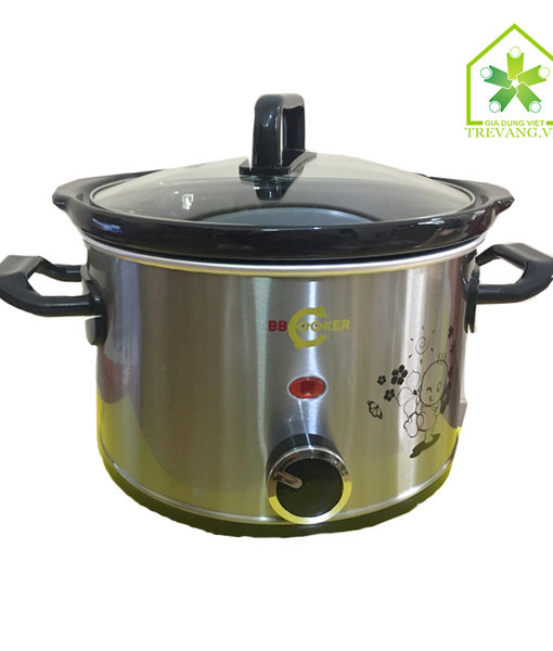 Nồi nấu chậm đa năng BB Cooker 3,5L