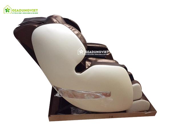 Sự thay đổi ở dòng ghế massage toàn thân cao cấp