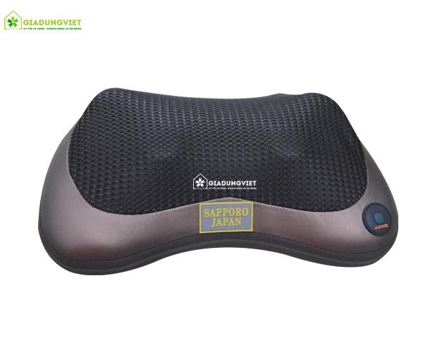 Cải thiện cơ thể với gối massage hồng ngoại 8 bi