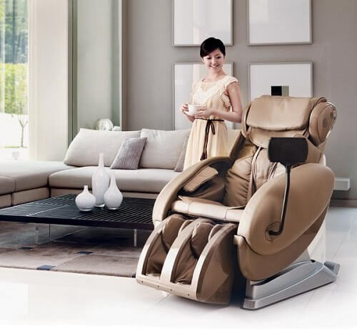 ghế massage toàn thân Okia e.Monarch cao cấp
