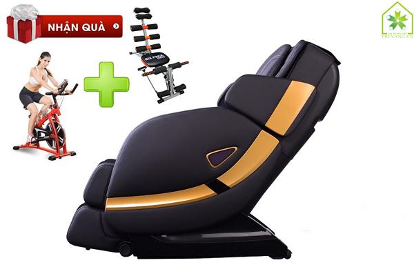 ghế massage toàn thân cao cấp Nhật Bản