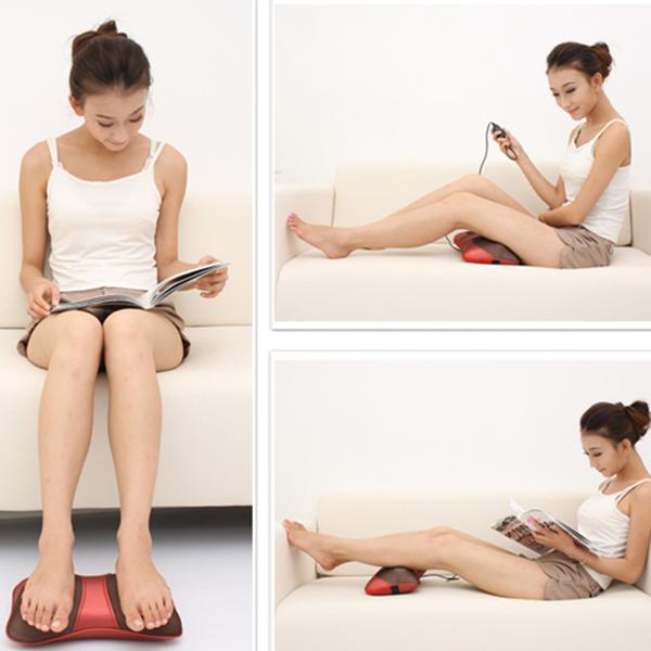gối massage akita nhật bản