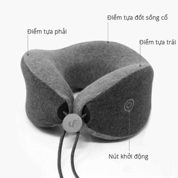 Gối Massage Cổ Xiaomi LR-S100