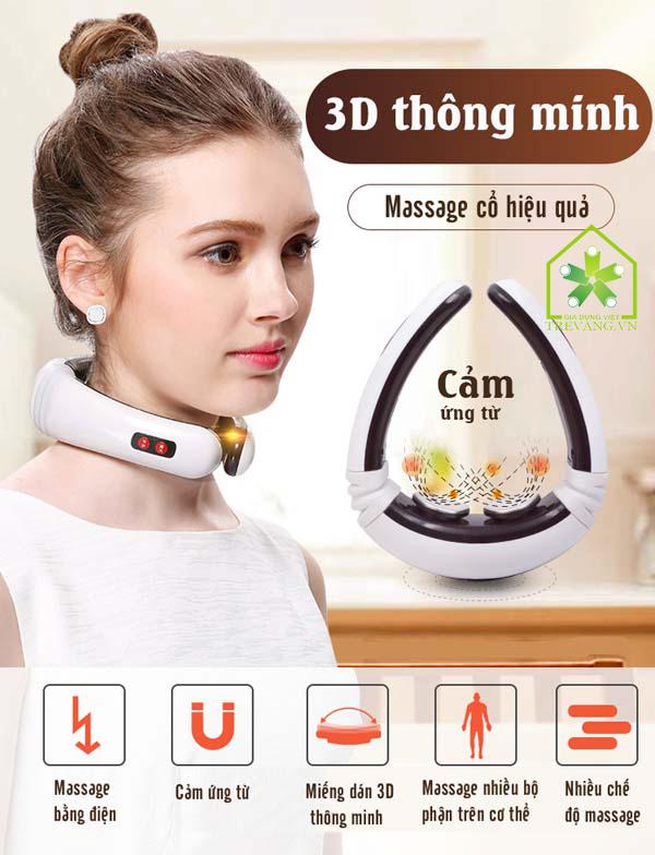 Máy massage cổ kl – 5830