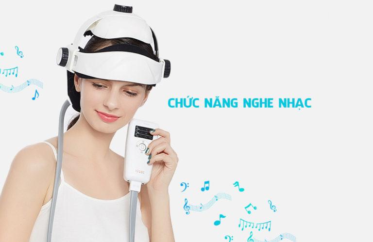 chức năng nghe nhạc