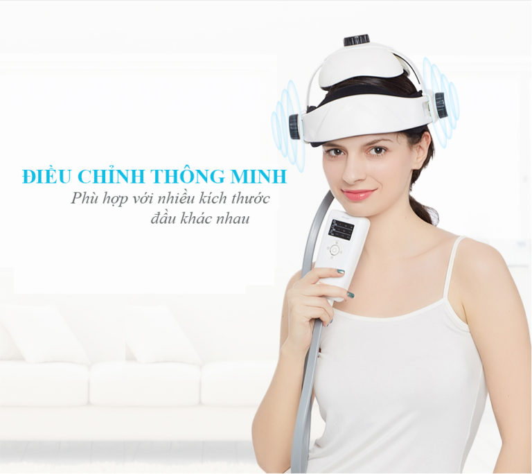 máy massage đầu Elip EINSTEIN cao cấp
