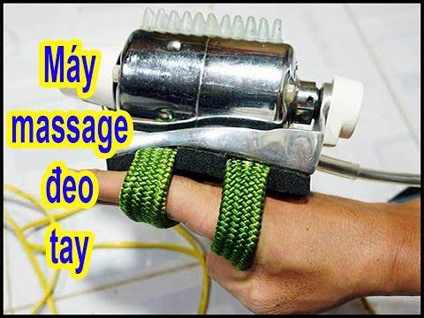 máy massage đeo tay hiện đại