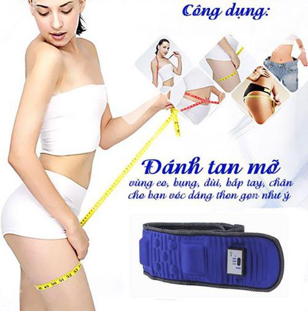 máy massage giảm cân