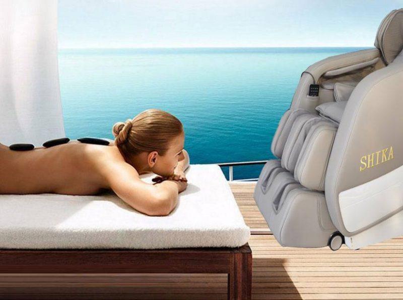 ghế massage toàn thân cao cấp hiện đại