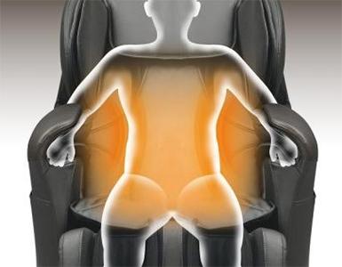 ghế massage toàn thân dr care sang trọng