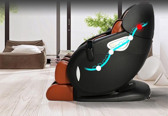ghế massage toàn thân gintell độc đáo