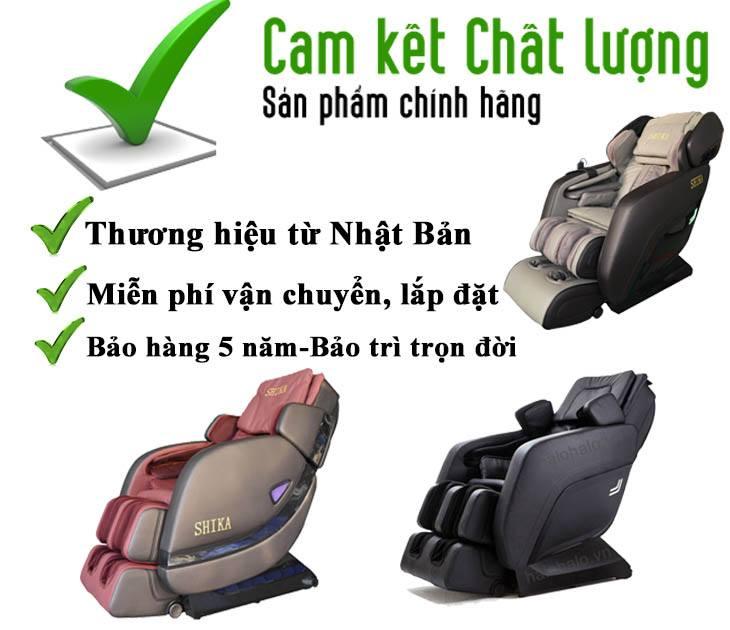 Ghế massage toàn thân loại nào tốt nhất trên thị trường