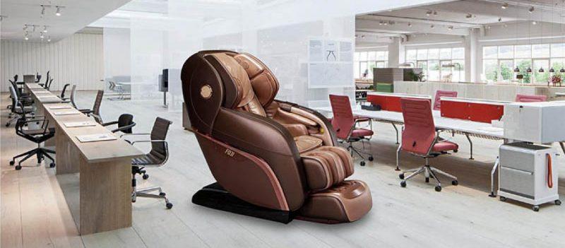 ghế massage toàn thân National hiện đại