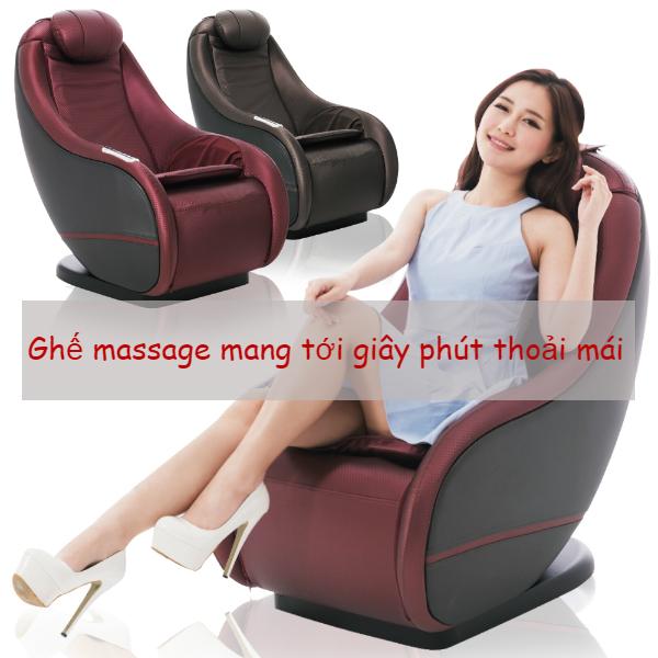 ghế massage toàn thân okia mới