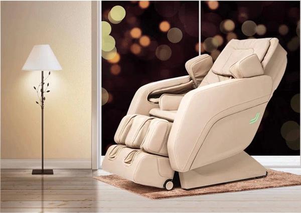 ghế massage toàn thân shika nhiều tính năng mới