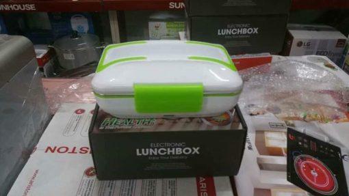 hộp cơm hâm nóng Lunchbox ruột inox mẫu mới