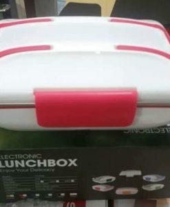 hộp cơm hâm nóng Lunchbox ruột inox rộng