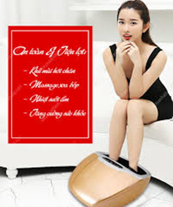 Máy massage chân Hàn Quốc TG – 730 thế hệ mới
