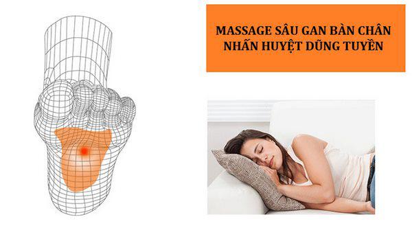 Máy massage chân Hàn Quốc TG – 730 mới mẻ