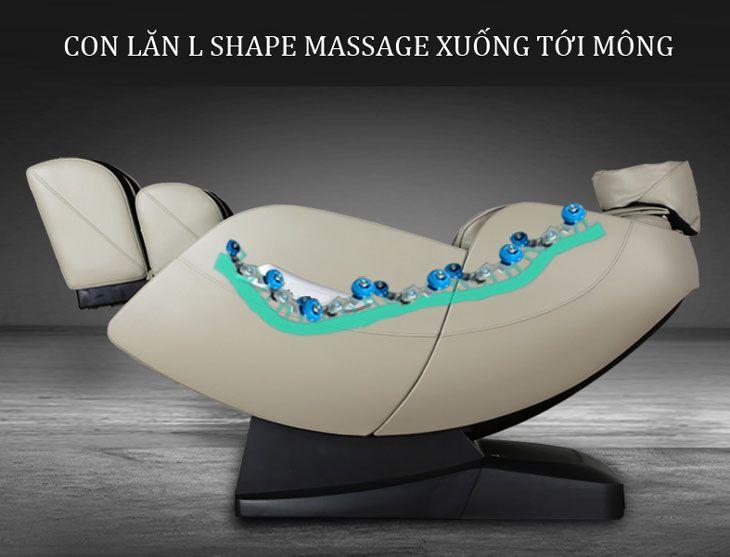 ghế massage toàn thân osim là lựa chọn số 1
