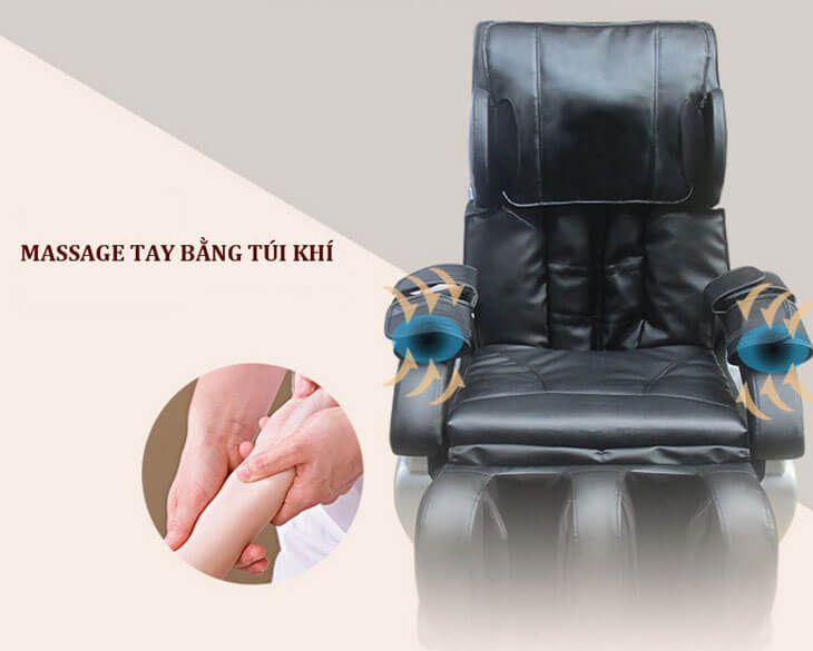 ghế massage toàn thân ogawa đem lại chất lượng tốt