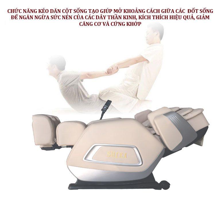 Ghế massage toàn thân giá rẻ mới nhất