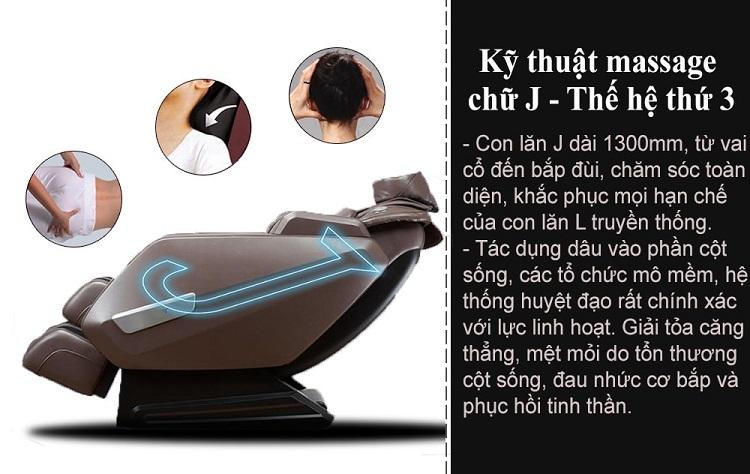 ghế massage toàn thân dr care đem lại lợi ích sức khỏe