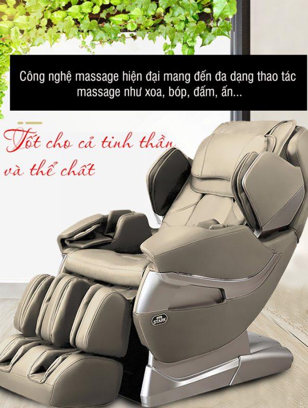 ghế massage toàn thân thông minh