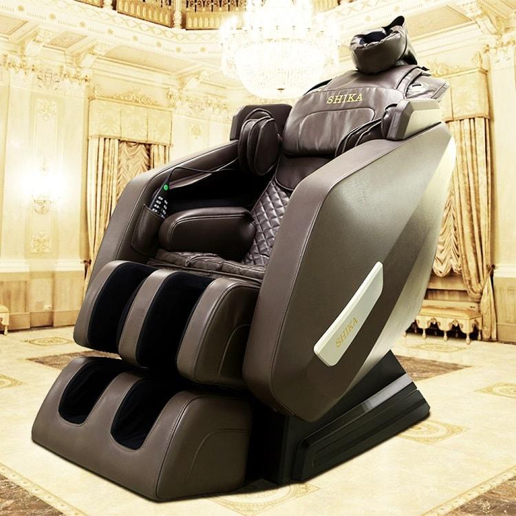 ghế massage toàn thân shika đảm bảo chất lượng