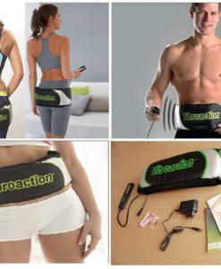 máy massage bụng vibroaction tần số mạnh