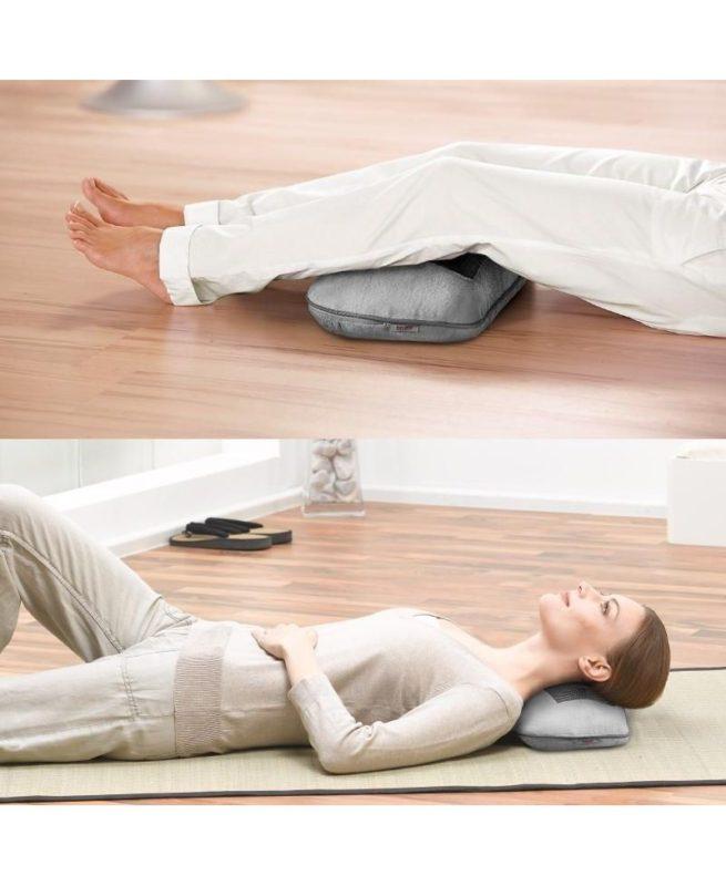 Gối massage hồng ngoại massage mọi vùng trên cơ thể