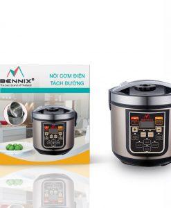 Thiết kế hiện đại Nồi cơm điện tách đường Bennix BN-146