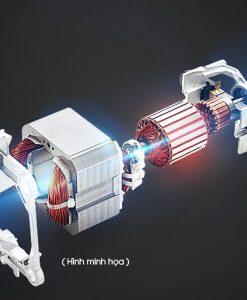 Máy xay sinh tố công nghiệp Blender TM 767 động cơ
