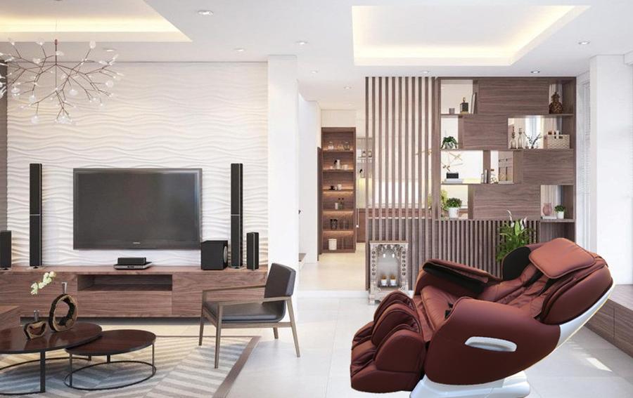 Cho không gian nội thất thêm sang trọng