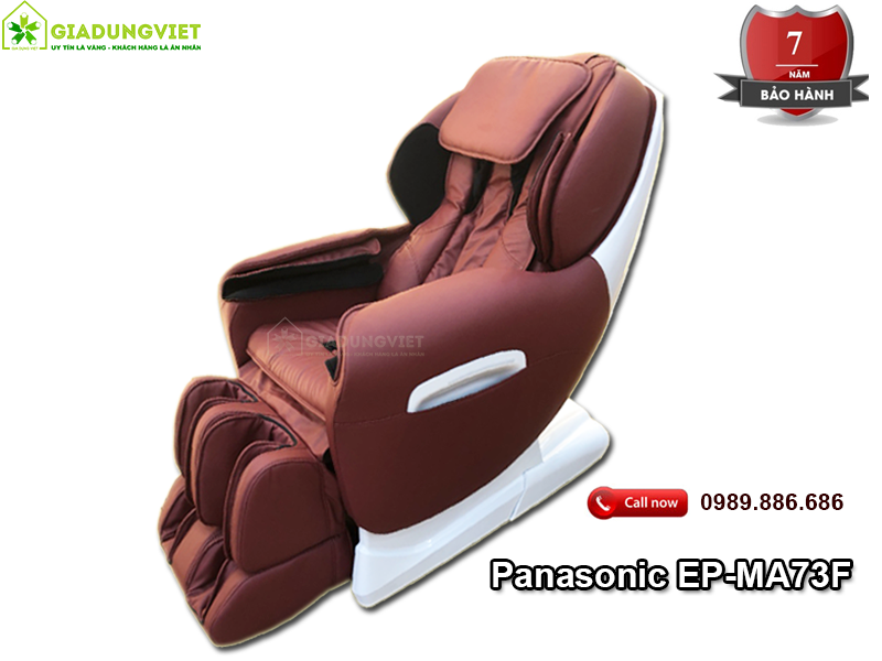 Ghế massage toàn thân Panasonic EP-MA73F sang trọng